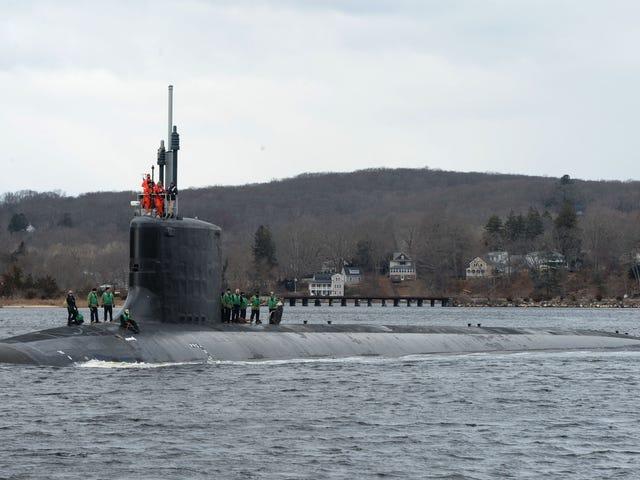 De volgende onderzeeërs van de Amerikaanse marine zijn drone-dragende Super Special Forces-boten
