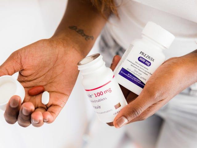 HIV-behandeling kan u ervan weerhouden uw partner te infecteren