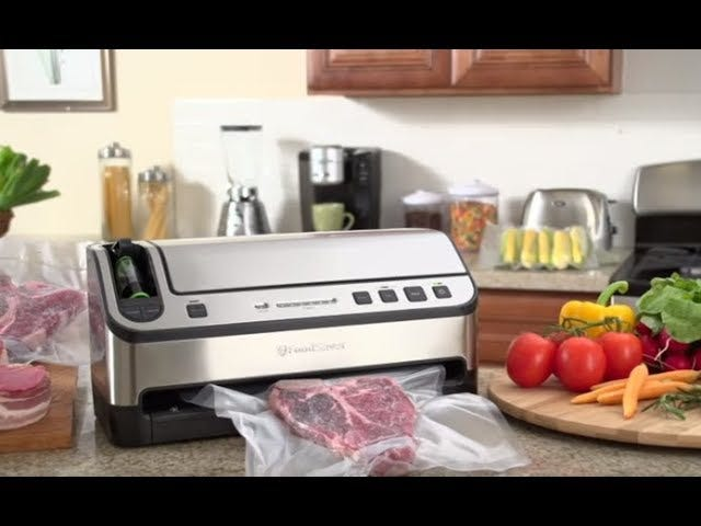 This Discounted FoodSaver Vacuum Sealer Will Pay For Itself