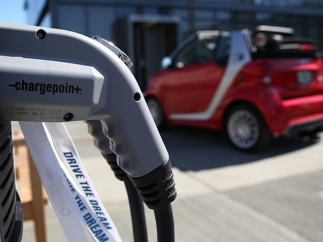 One of the Most Annoying Parts About Owning an EV Is About to Change