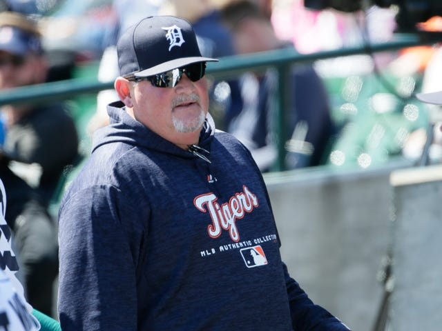 """Rapport: Fired Tigers Pitching Coach genaamd Black Clubhouse Attendant A """"Monkey"""""""