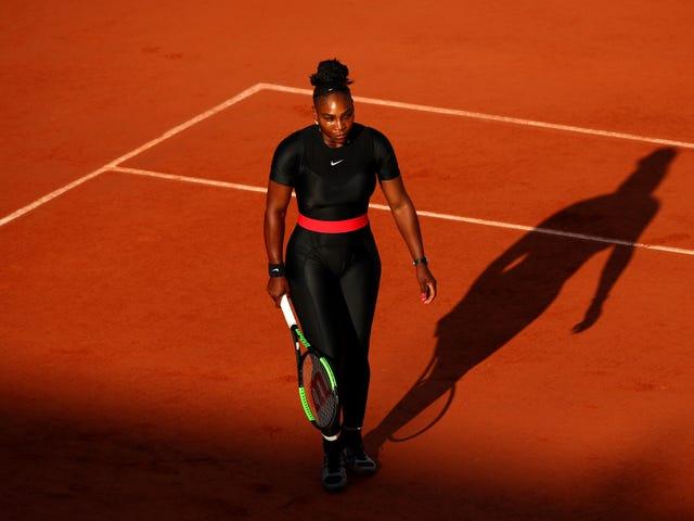 WTA maakt regels duidelijk, maakt de weg vrij voor het catsuit en de legging van Serena Williams van alle soorten