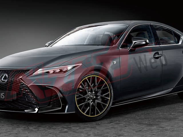 2021 Lexus IS: This is It*
