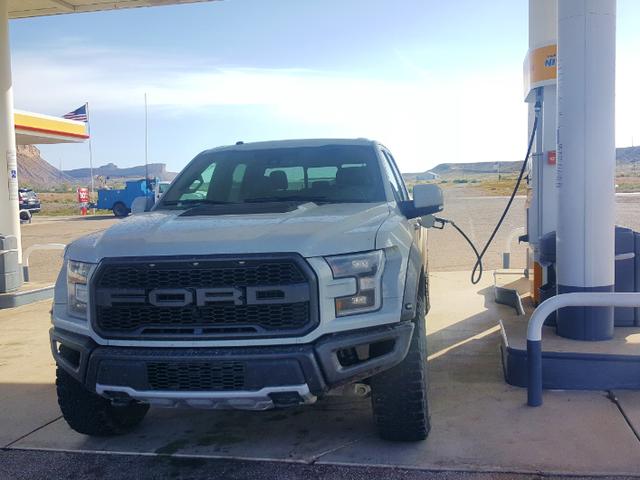 2017 Ford Raptor är en gas-sugande one-trick pony men ingen bryr sig