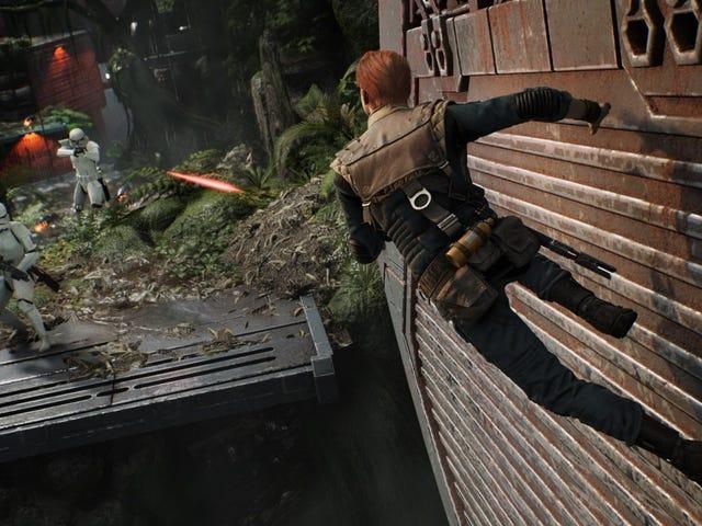 Star Wars Jedi: Fallen Order Thanksgiving Commercial Spoils The Damn Ending