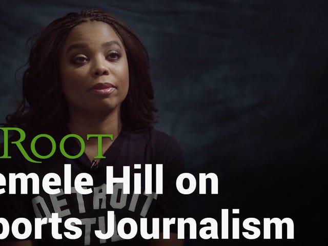 Watch: Jemele Hill Says Our Progress Is '3 Steps Forward, 2 Steps Back'