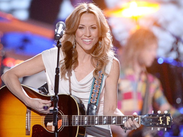 Sheryl Crow Wants Her New Clothing Line to 'Empower' You at a Reasonable Price Point