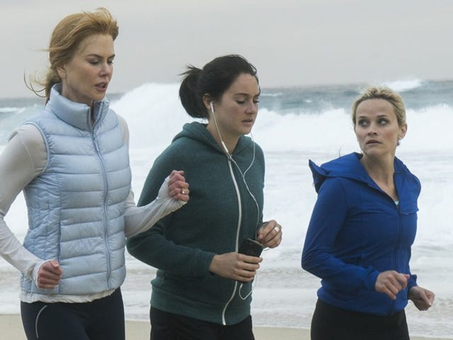 A murder is only one of Big Little Lies' many mysteries