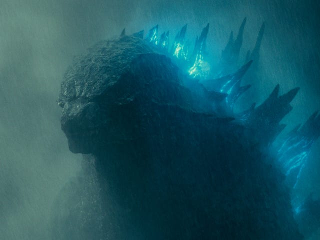 The kaiju are cool, but the rest is a mess, in the supersized Godzilla: King Of The Monsters
