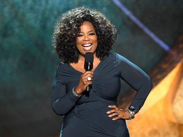 O tak!  Oprah zamienia się w 65 lat - bez planów emerytalnych