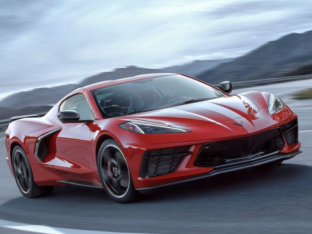 The Manual Corvette Started Dying Before The C8 Even Debuted