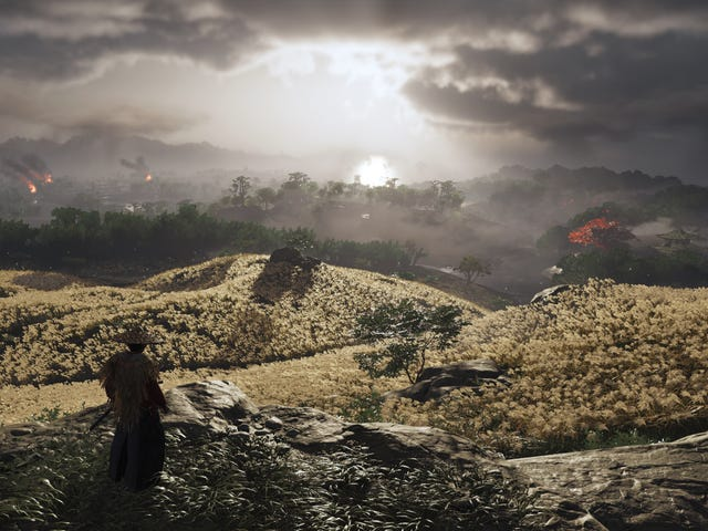 Ghost Of Tsushima's Director On The Risks Of Making Something New