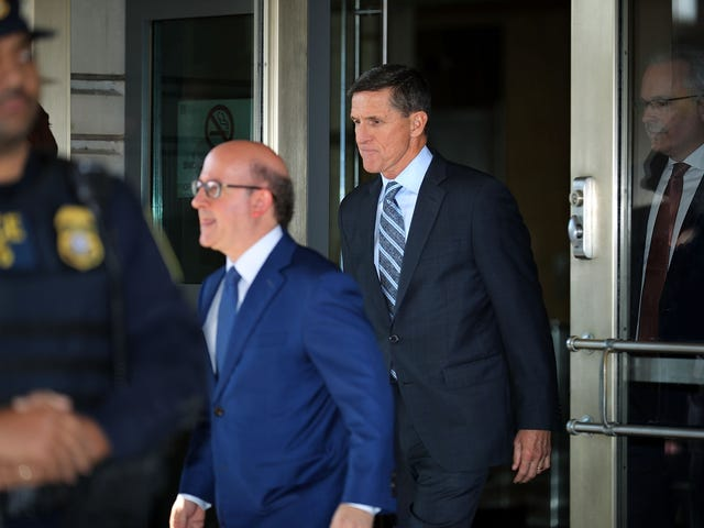 Michael Flynn Releases Statement After Pleading Guilty to Lying to the FBI; James Comey Responds With Epic Subtweet