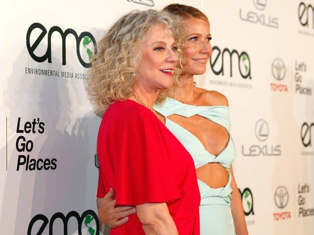 Blythe Danner Pens向她的女儿Gwyneth Paltrow致敬编辑