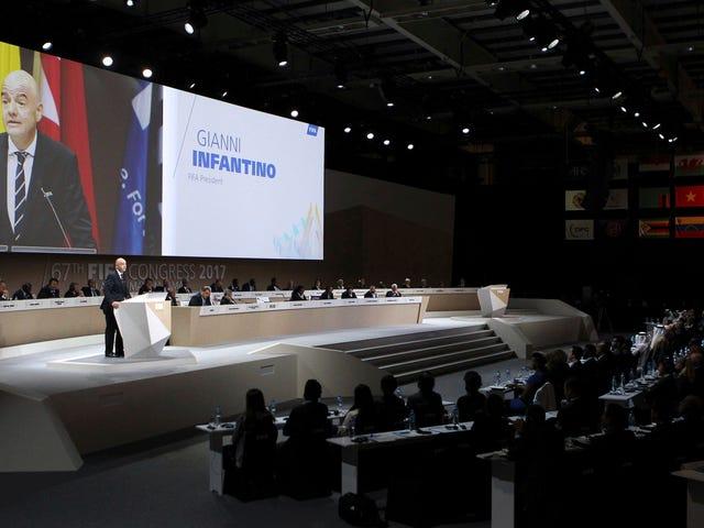 Η FIFA κάνει εντελώς χωρίς νόημα ηθική στάση