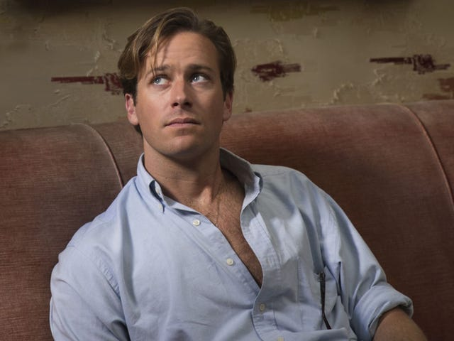 Armie Hammer Claims the Call Me By Your Name Sequel 'Will Happen'