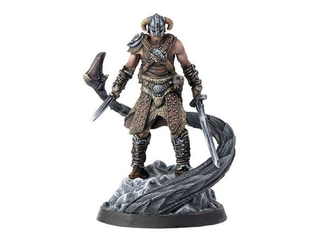 Modiphius is releasing a tabletop wargame based on The Elder Scrolls universe