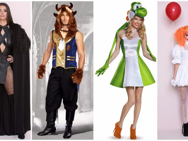 The Most Mind-Boggling 'Sexy' Costumes of Halloween 2017
