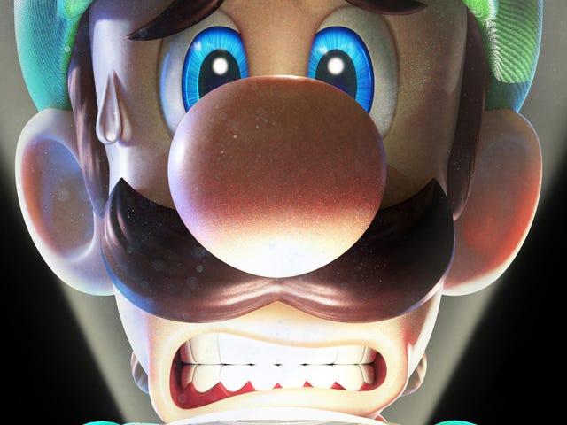 Konsol Nintendo Parodi Terbaru Luigi Adalah Yang Terbaik