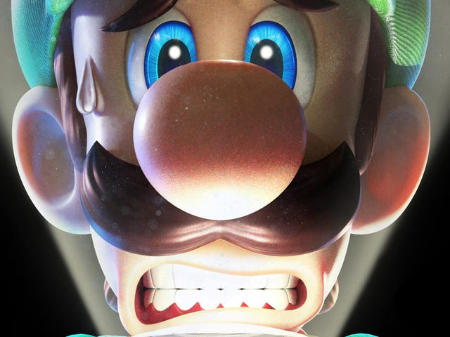 Luigi's Latest Parody Nintendo Console Is The Best One Yet