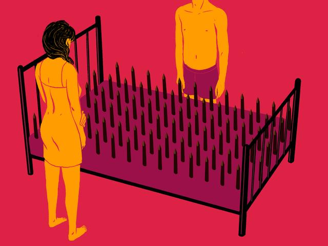 सेक्स के दौरान दर्द के बारे में आपको क्या जानना चाहिए
