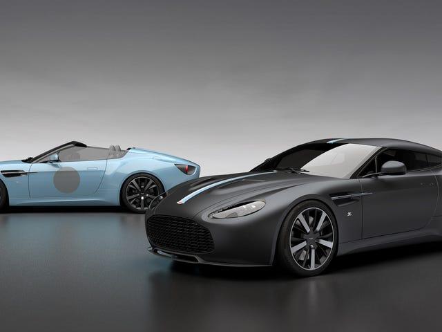 The Aston Martin Vantage V12 Zagato Is Back