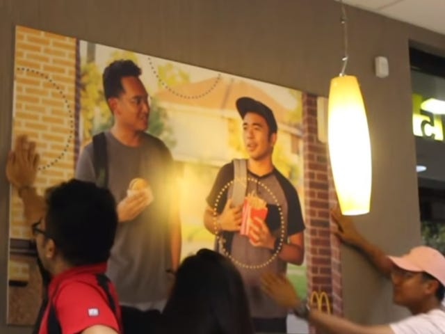 "<a href=""https://thetakeout.com/college-student-mcdonald-s-poster-wall-prank-texas-1828799571"" data-id="""" onClick=""window.ga('send', 'event', 'Permalink page click', 'Permalink page click - post header', 'standard');"">College student's excellent prank hangs on McDonald's wall for 51 days<em></em></a>"
