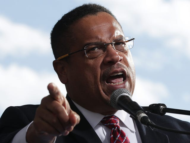 Rep. Keith Ellison Denies Domestic Violence Claims Made by Former Girlfriend and Her Son