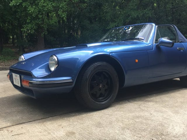 1990 TVR S Series in Texas for $20,000