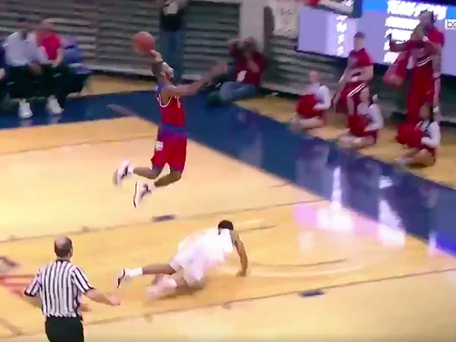 Louisiana Tech Player Ejected For Being Too Rad
