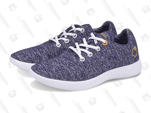 Wake Up, Sheeple! These Wool Sneakers Are Just $85 on Amazon