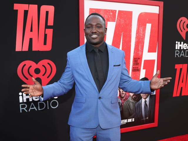 Hannibal Buress Is a Grown Man Who Plays Tag in a Movie, but Would He Play Tag With Kanye West?