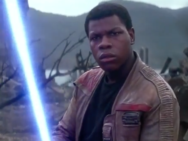 Darth MAGA: Study Reveals Racist Star Wars Fans Mad About the Black Stormtrooper Are Trump Trolls and Russian Bots