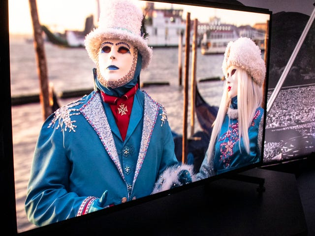 Okay, This Argument for 8K TVs Is Kinda Convincing