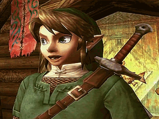 Confessions d&#39;un fan de Bad <i>Zelda</i> , ou: Comment j&#39;ai appris à ne plus m&#39;inquiéter et à ignorer le battage médiatique