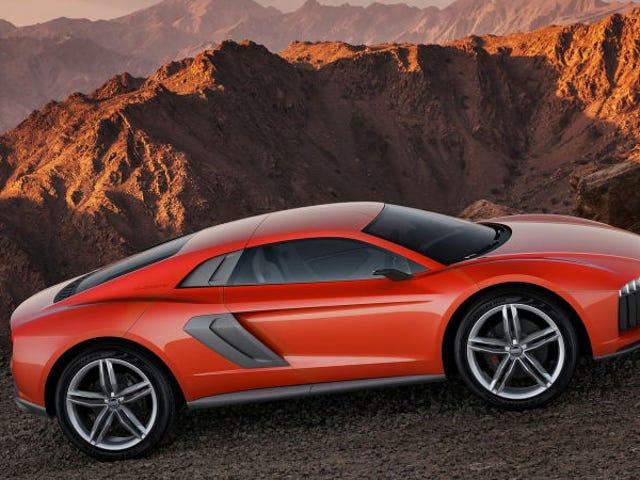 Lamborghini podría finalmente hacer un supercar todo terreno llamado The Safari: Informe