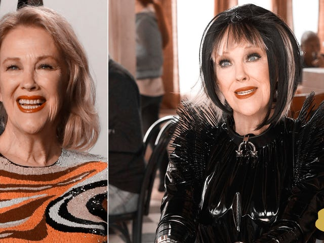Catherine O'Hara on Moira Rose's unique vocabulary and life after Schitt's Creek