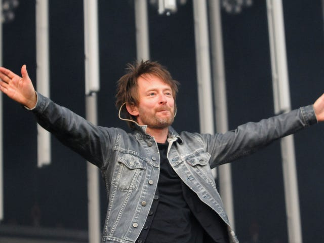 Radiohead Has Erased Itself From the Internet