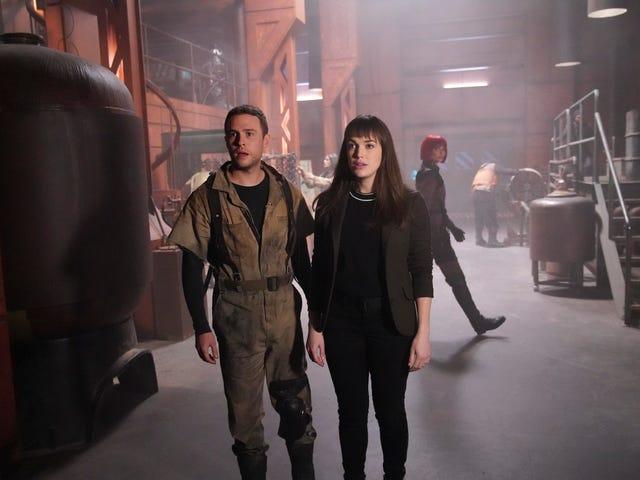 Marvel's Agents Of S.H.I.E.L.D razem rozgrywają wątki w wielkim dwójkowym sezonie