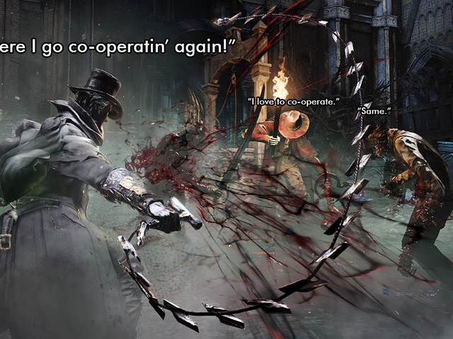 Hunters Plan To Repopulate Bloodborne With A Return To Yharnam