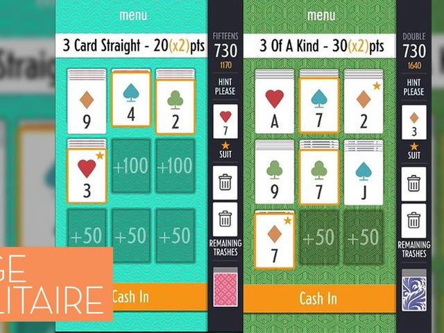 Juego iOS gratuito que deberías probar: <i>Sage Solitaire</i>
