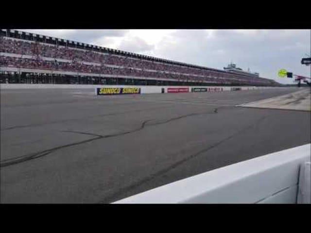 Sounds of NASCAR