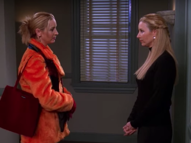 "How Friends' Ursula exemplifies ""evil twin syndrome"""