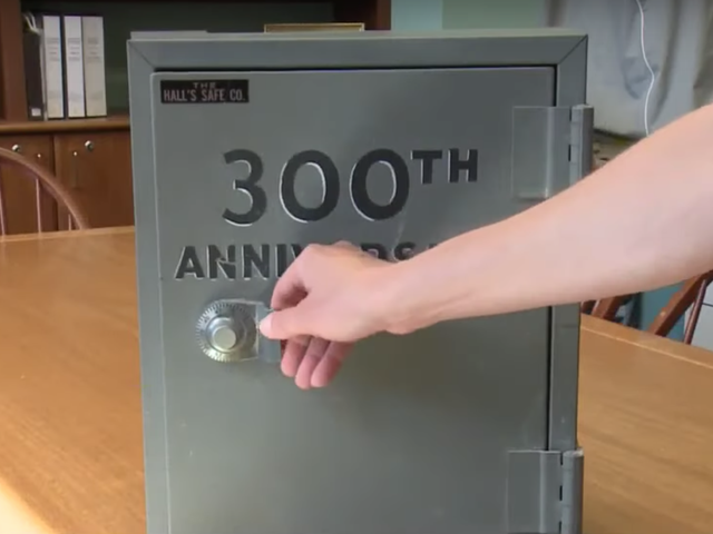 50-Year-Old Time Capsule Improved by Being Completely and Inexplicably Empty