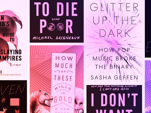 5 nuevos libros para leer en abril