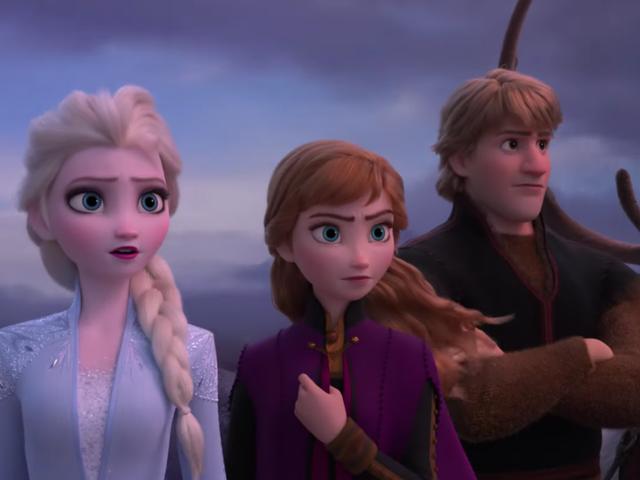 Перший <i>Frozen 2</i> тизер показує сестер, що вивчають поза Arendelle <em></em>