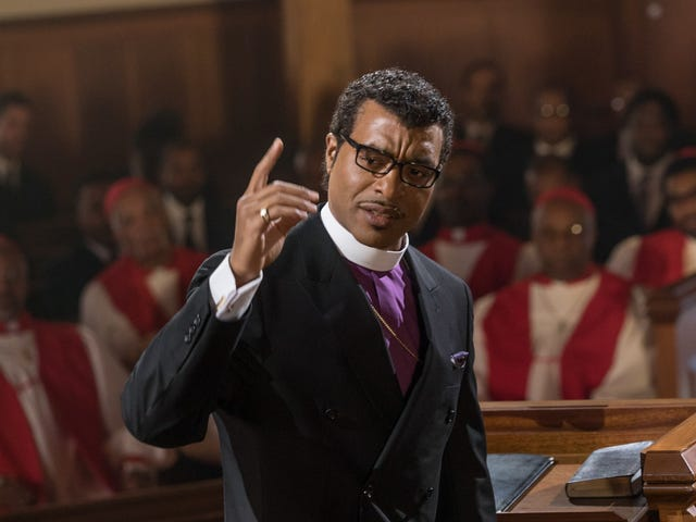 Chiwetel Ejiofor can't absolve Come Sunday of its many dramatic sins