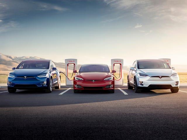 Ahora obtienes una sobrealimentación ilimitada gratis con tu nuevo Tesla Model S o X (nuevamente)