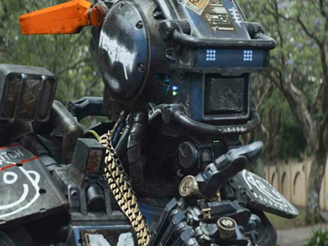 Like <i>Short Circuit </i>For Knuckleheads: <i>Chappie, </i>Reviewed