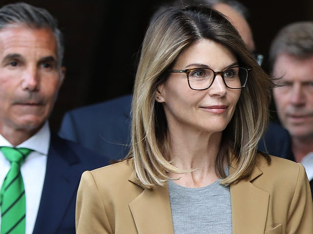 Lori Loughlin pleads not guilty to latest bribery charges